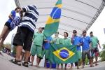 Team Brazil. Credit:ISA/Rommel Gonzales