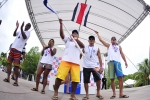 Team Costa Rica. Credit:ISA/Rommel Gonzales