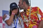 ARG -  Lucila Gil and ISA President Fernando Aguerre. Credit:ISA/Rommel Gonzales