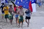 Team Australia. Credit:ISA / Rommel Gonzalez
