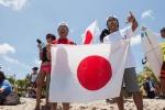 Team Japan. Credit:ISA /Shawn Parkin