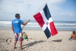 Team Dominican Republic. Credit:ISA / Rommel Gonzales