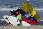Team Ecuador. Credit:ISA/Rommel  Gonzales