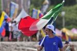 Team Italy. Credit:ISA / Rommel Gonzales