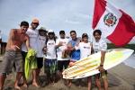 Peru Team. Credit:ISA/Rommel Gonzales