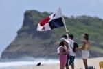 Team Panama. Credit:ISA/Rommel Gonzales