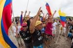 Team Venezuela. Credit:ISA/Rommel Gonzales
