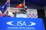 Team Australia. Credt: ISA / Rommel Gonzales