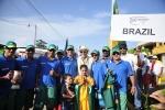 Team Brazil. Credt: ISA / Rommel Gonzales