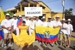 Team Ecuador. Credt: ISA / Rommel Gonzales