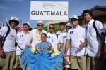 Team Guatemala. Credt: ISA / Rommel Gonzales