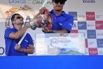 Team El Salvador. Credt: ISA / Rommel Gonzales