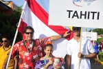 Tahiti. Credt: ISA / Rommel Gonzales